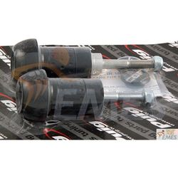Crash pady PUIG do Honda CBF600 (czarne)