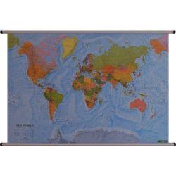 Mapa ścienna Świat polityczna 1:40 000 000 (mapa szkolna) od SELKAR