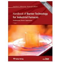 Handbook of Burner Technology for Industrial Furnaces, m. 1 E-Book (9783802729836)