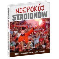 Niepokój stadionów, oprawa twarda