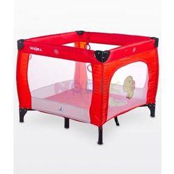 Kojec kwadratowy Quadra Caretero (czerwony), kup u jednego z partnerów