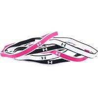 mini headbands (6pk) pink, marki Under armour