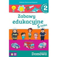 Domowa Akademia. Zabawy edukacyjne 5-latka cz.2