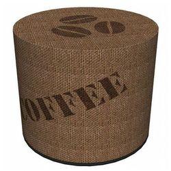 Producent: elior Okrągła pufa tapicerowana 16 wzorów - adelos 6x