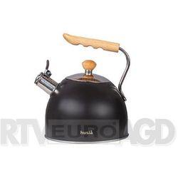 Husla Czajnik z gwizdkiem 2,5l brown (5900378739081)