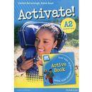 Activate! A2. Podręcznik+ ActiveBook, oprawa miękka