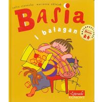 Basia i bałagan (9788323753520)