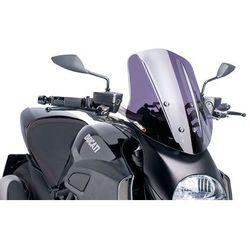 Owiewka PUIG Touring do Ducati Diavel (mocno przyciemniana) z kategorii owiewki motocyklowe