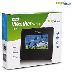 Bezprzewodowa stacja pogodowa greenblue gb148 b marki Green blue