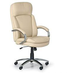 Krzesło biurowe Layer, beżowe