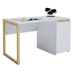 Skandynawskie biurko z szafką Inelo X4, BIURKO/DES4FRONT