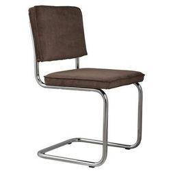 Zuiver Krzesło RIDGE RIB kawowe 8A 1006006, 1006006