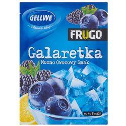 GELLWE 75g Frugo Niebieskie Galaretka - produkt z kategorii- Galaretki, kisiele, budynie