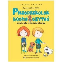Przedszkolak kocha czytać Czytanie symultanicz.z.ćwiczeń, pozycja wydawnicza