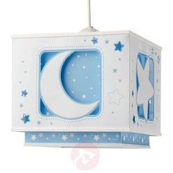63232t - lampa wisząca dziecięca moon light 1xe27/60w/230v marki Dalber
