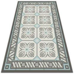 Nowoczesny dywan outdoor wzór nowoczesny dywan outdoor wzór kafelki vintage marki Dywanomat.pl