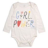 GAP GRAPHIC Body ivory frost