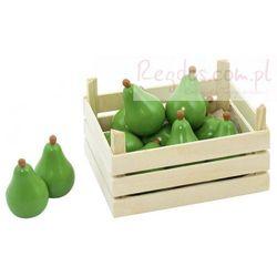 Owoce w skrzynce, gruszki, 10 elementów. - produkt dostępny w REGDOS
