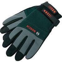 Rękawice robocze Bosch F016800314 Wielkość=XL ciemnozielony, srebrny, czarny