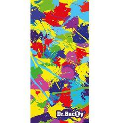 Dr.Bacty XL Paint szybkoschnący ręcznik treningowy - Paint