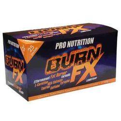 BURN FX 25 saszetek MUSUJĄCY FAT BURNER CYTRYNOWY z kategorii Redukcja tkanki tłuszczowej