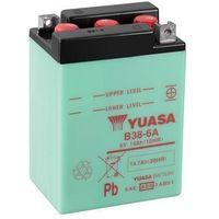 Akumulator motocyklowy Yuasa B38-6A 6V 14.7Ah