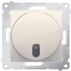 Dzwonek elektroniczny 8–12 V~ Kremowy - DDT1.01/41 Simon 54 Premium