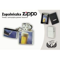 Zapalniczka Zippo Kufel Piwa High Polish Chrome