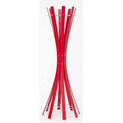 Keilbach Wieszak na ubrania stojący naomi grande czerwony