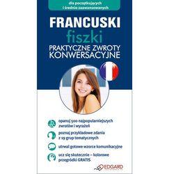 Francuski Fiszki praktyczne zwroty konwersacyjne - sprawdź w SELKAR