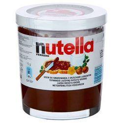 Nutella Krem do smarowania z orzechami laskowymi i kakao 230 g (59027904)