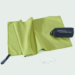 Ręcznik szybkoschnący Cocoon Towel Ultralight L - wasabi