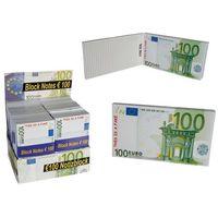ZABAWNY NOTES -JAK 100 euro