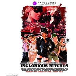 DVD Marc Dorcel - Inglorious Bitches (film erotyczny)