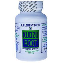 Kudzu Root 500 mg 50 kaps. (artykuł z kategorii Witaminy i minerały)
