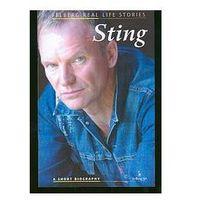 STING A SHORT BIOGRAPHY Ryszard Wolański, książka z ISBN: 9788388667176