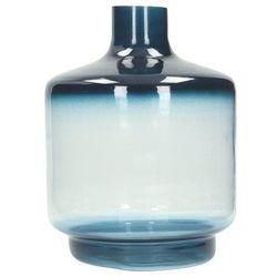 wazon guido blue 26cm, 19x19x26cm marki Dekoria