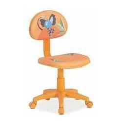 Signal meble Fotel hop 3 pomarańczowy - zadzwoń i złap rabat do -10%! telefon: 601-892-200