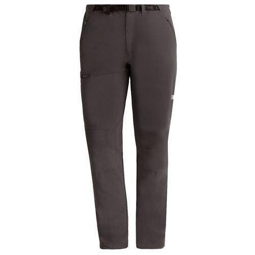 The North Face SPEEDLIGHT Spodnie materiałowe aspahlt grey z kategorii spodnie męskie