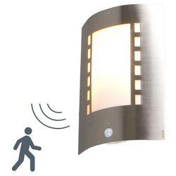 Lampa zewnętrzna Emmerald z czujnikiem ruchu, towar z kategorii: Lampy ścienne