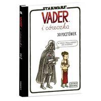 Star Wars. Vader i córeczka. 30 pocztówek