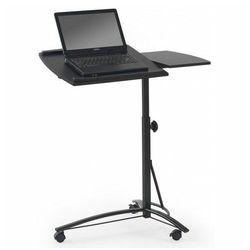 Producent: profeos Regulowane biurko na kółkach ertis - czarne