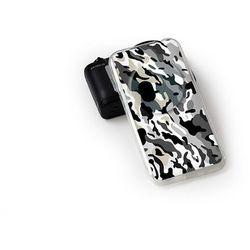 Fantastic Case - Asus Zenfone Zoom - etui na telefon Fantastic Case - szare moro - produkt z kategorii- Futera