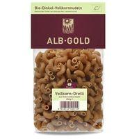 Makaron Orkiszowy Razowy Kolanka 250g - ALB-GOLD - EKO