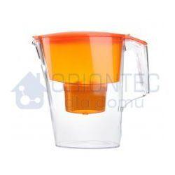 Aquaphor Dzbanek filtrujący time, pomarańczowy + wkład aquaphor b100-25 maxfor