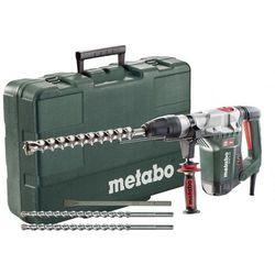 Metabo khe 5-40 set + sds-max młot udarowy z walizką narzędziową (690852000) (4007430278418)