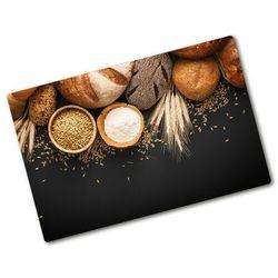 Deska do krojenia hartowana Pieczywo i pszenica