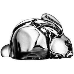 Pojemnik na przyprawy solniczka kryształowa zając 05722 marki Crystal julia