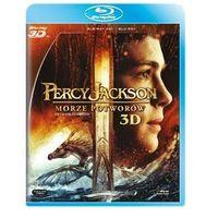 20th century fox Percy jackson: morze potworów 3d (blu-ray) - thor freudenthal