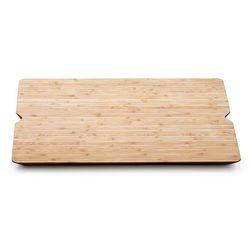 Deska do krojenia bambusowa  grand cru 30x45cm marki Rosendahl
